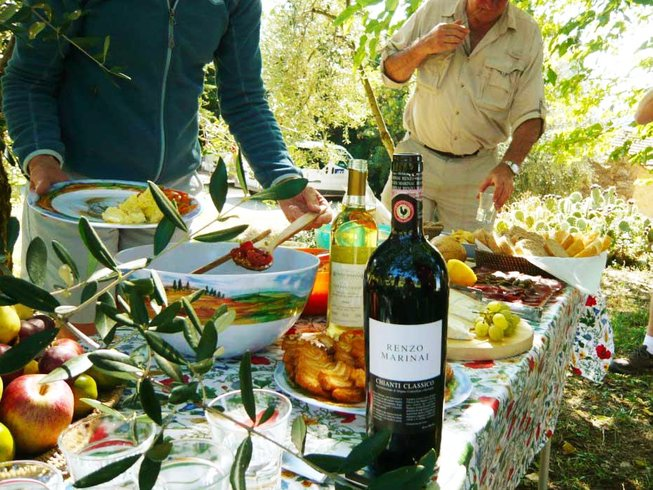 8 Days Tuscan Harvest and Chianti by Hedonistic Hiking