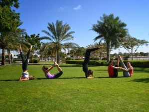 22 Days 200-Hours Hatha Yoga Teacher Training in Cyprus