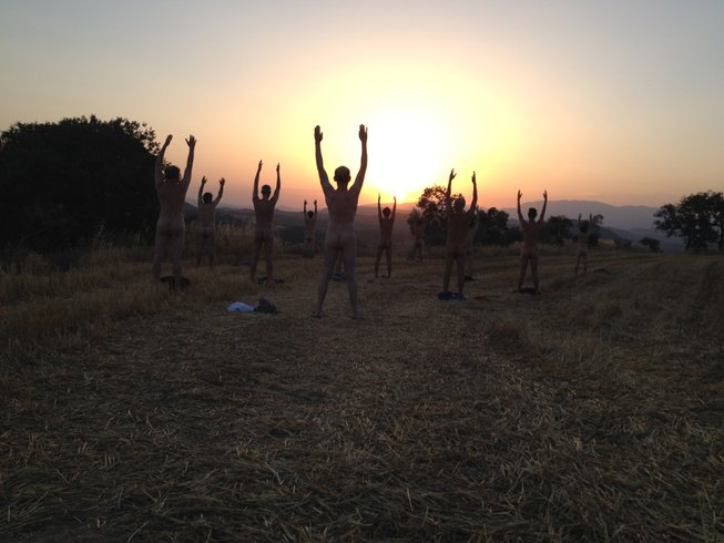 9 Days Nude Yoga and Tantra Massage Retreat in Spain