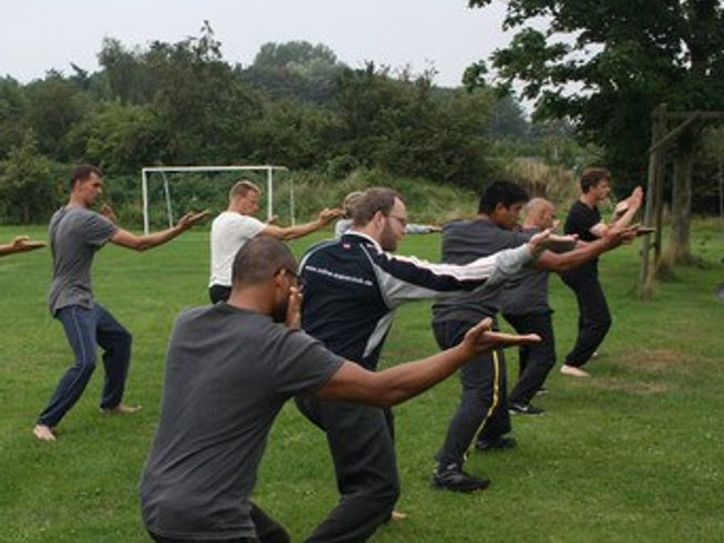 1 Week Martial Arts Retreat in Austria