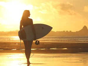 8 Day Surf and Yoga Holiday in Poris de Abona, Arico