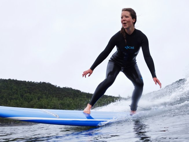 5 Days All-inclusive Surf Camp in Tofino, Canada