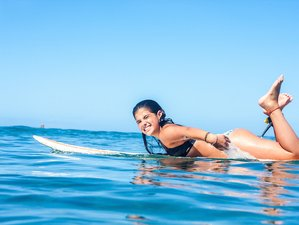 6 Days Women's Surf and Yoga Retreat Hawaii