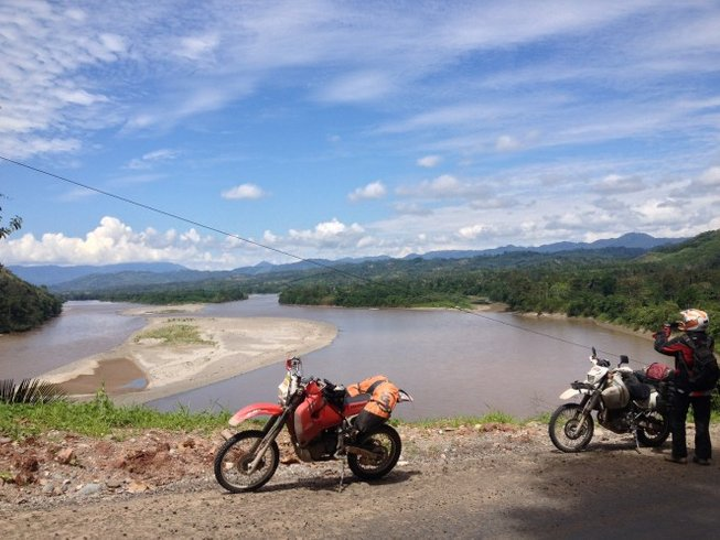 11 Days Guided Motorcycle Tour Bolivia