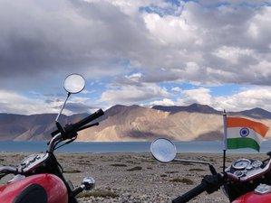 13 Day Guided Motorcycle Tour From Delhi to Srinagar, Leh, Delhi