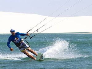 8 Day Kitesurf and Surf Camp with SUP in Lagos, Algarve