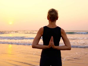8 Days Surf and Soul Yoga Retreat in Goa, India