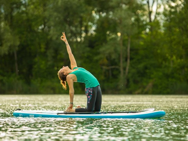 11 Days Yoga and Surf Camp in Southern Province, Sri Lanka