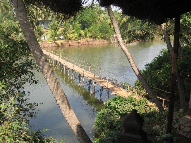 7 Days Rejuvenating Urban Antidote Yoga Retreat in Goa, India