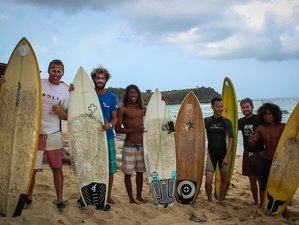 7 Days Guided Surf Camp in Tibubeneng, North Kuta, Indonesia