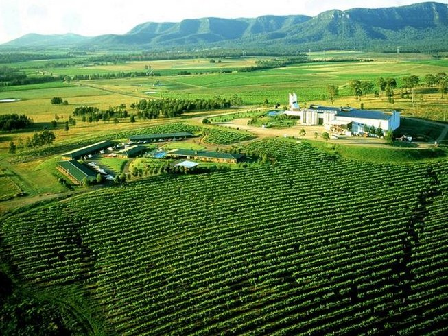 4 Days Weekend Wine Tour in NSW, Australia