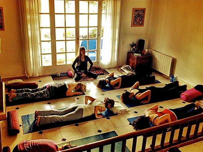 4 Days Dynamic Yoga Immersion in Brighton, UK