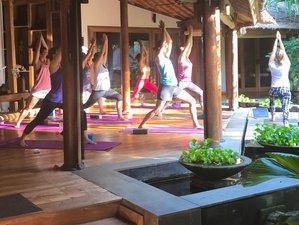 7 jours en stage de luxe de yoga et spa pour femmes à Bali, Indonésie