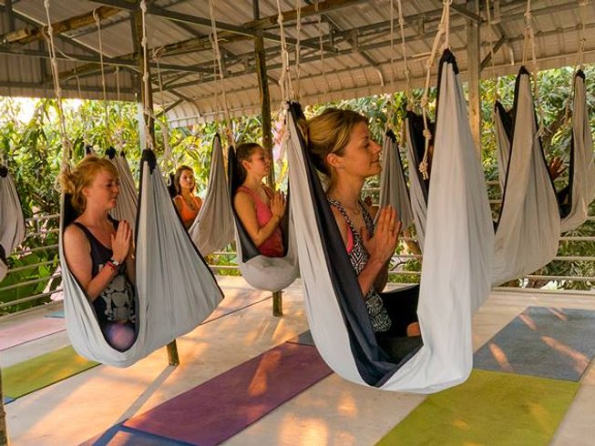 5 Days Detox and Mindfulness Yoga Retreat in Cambodia