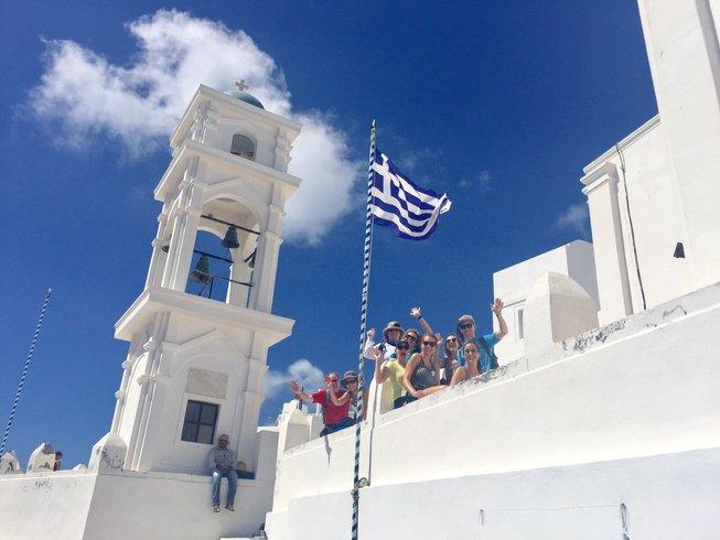 8-Daagse ´Liefde voor het Leven´ Yoga & Pilates Retreat op Santorini, Griekenland