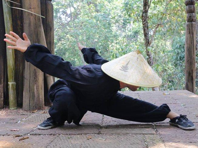 13 Days Medical Qigong Martial Arts Training Thailand