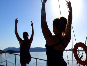 8 Day Yoga Holiday While Exploring the Dalmatian Islands