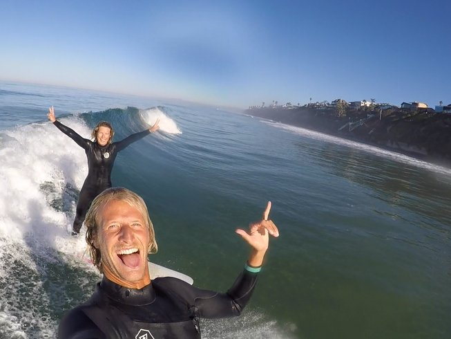 8 Days Surf Camp in Encinitas, California, United States