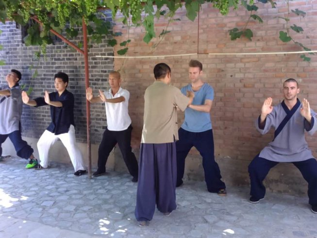 3 Days Zen Meditation and Kung Fu Training in China