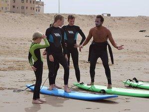 14 Days Family Surf Camp Tamraght, Morocco
