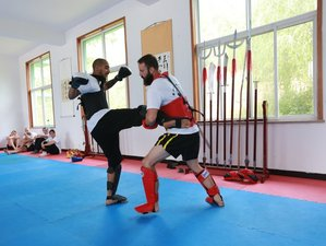 2 Weeks Martial Arts Kung Fu Training in China