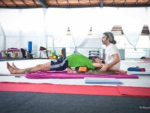 11 Days 90-Hour Thai Massage Training and Yoga Retreat Thailand