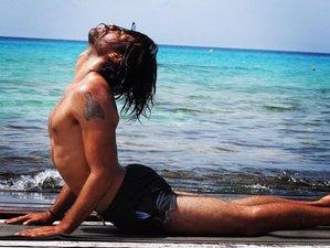 8 Day Inner Peace Hatha Yoga Retreat in Antiparos, Cyclades Islands