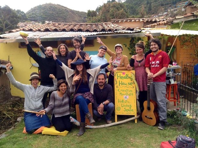 36 jours-200h de formation de professeur de yoga dans la région de Cuzco, Pérou
