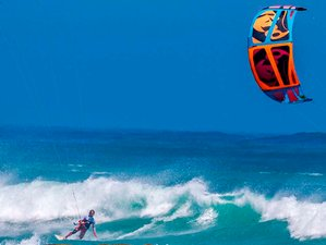 6 Day Downwinder Kitesurf Adventure from Fortaleza in Ceara, Brazil