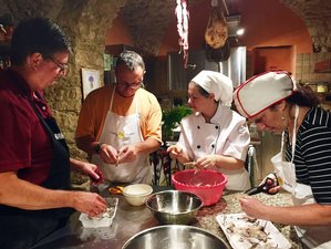 7 Day Culinary Tour and Cooking Vacation in Pico, Province of Frosinone