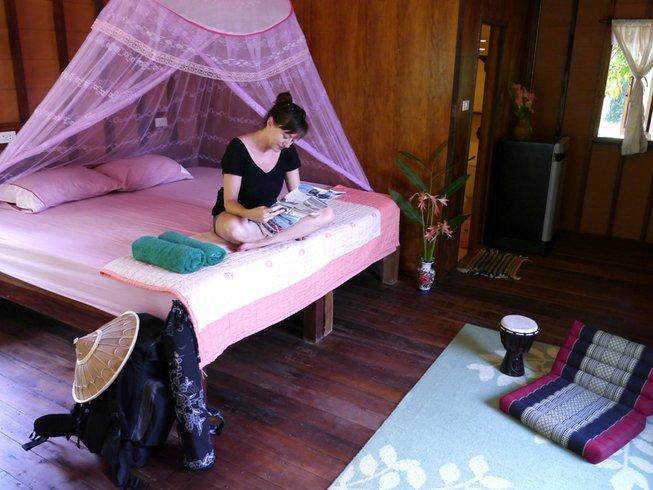 8-Daagse Yoga Vakantie in Koh Yao Noi, Thailand