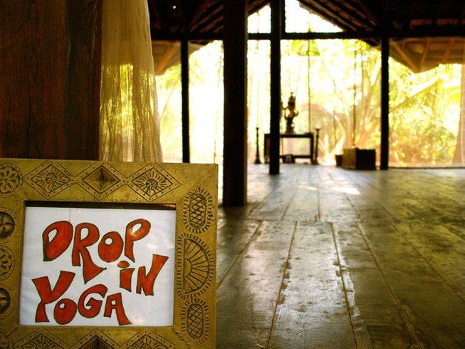 7 Days Sublime Living Yoga Detox Retreat in Goa, India