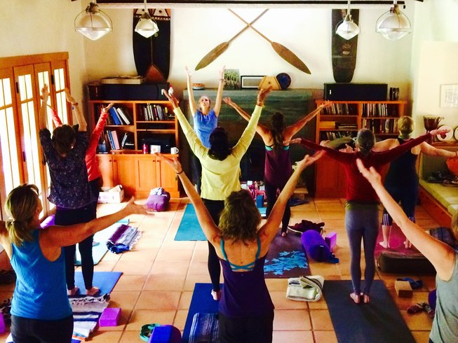 4 Days She Rises: A Women's Yoga Retreat in Sonoma County, California