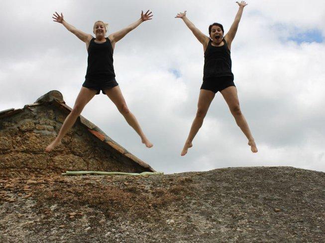 7-Daagse Betaalbare Yoga Retreat in Tabua, Portugal