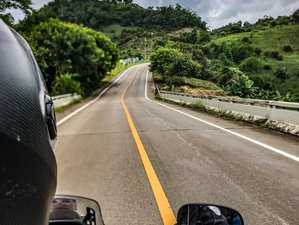 10 Days Northern Thailand Full Journey Guided Motorcycle Tour
