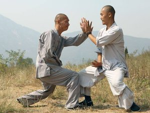 6 Months Authentic Kung Fu Training in Beijing, China