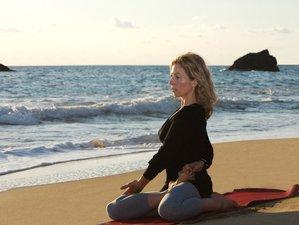 6 Tage Luxus Yoga Urlaub über Neujahr in Spanien