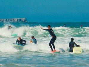8 Days All Levels Surf Camp in Peniche, Portugal