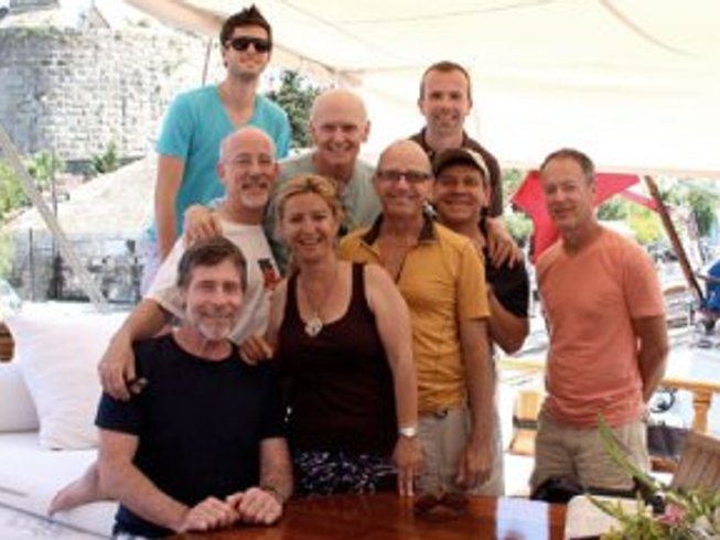 9 Days Gay Culinary Tour France