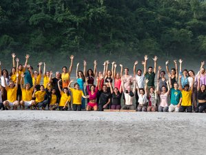 21 Day 300-Hours Holistic Healing and Therapy Based Yoga Teacher Training in Rishikesh
