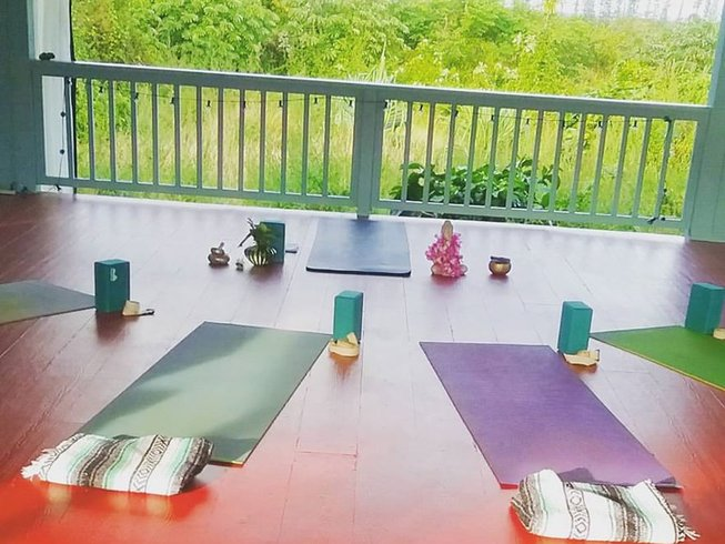 8 Days Reiki Healing, Meditation, and Yoga Retreat in Pahoa, Hawaii
