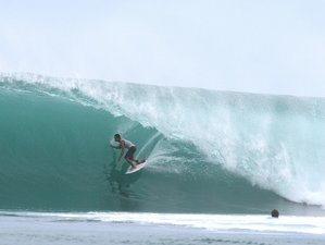 8 Days Affordable Surf Camp in North Sumatra, Indonesia