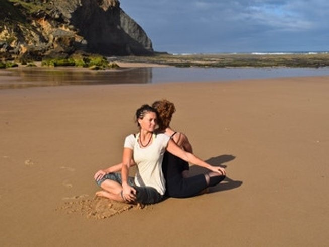 6 Days Inspiring Yoga Retreat in Aljezur, Portugal