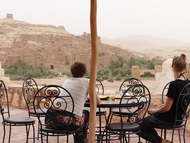 7 Days Writing and Yoga Retreat in the Sahara Morocco