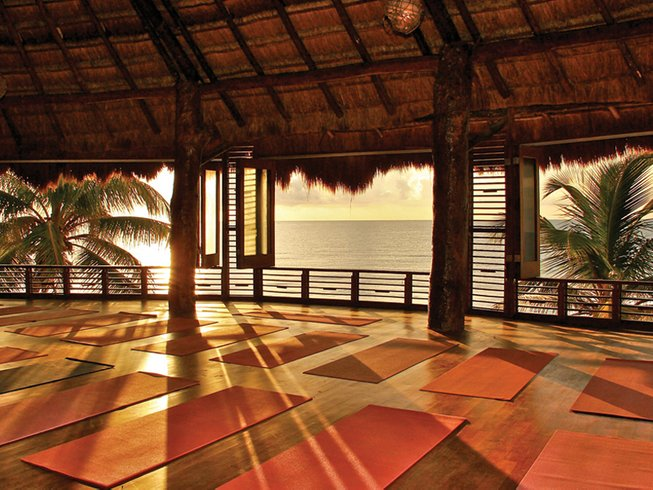 6 Days Spiritual Awakening Yoga Retreat Tulum, Mexico