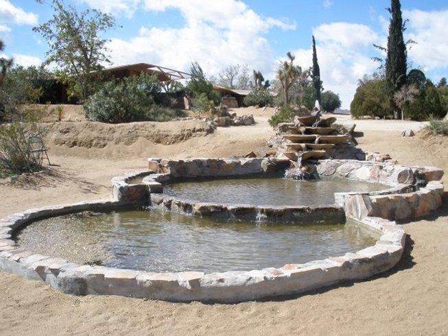 3 Days Healing Yoga in Joshua Tree Retreat Center, USA