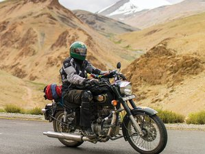 13 Day Manali and Ladakh Guided Motorcycle Raid in India