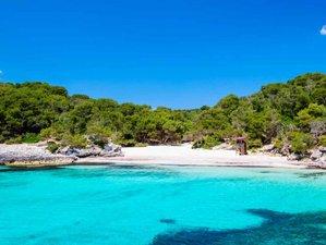 7 días de retiro de yoga en travesía en velero rumbo a Menorca