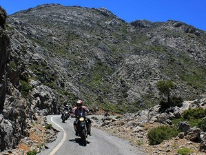 8 Day Guided Motorcycle Tour Around Crete, Greece