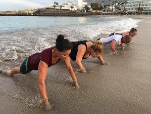 1 Week Beach Fitness Bootcamp Holiday for Weight Loss in Costa Adeje, Tenerife